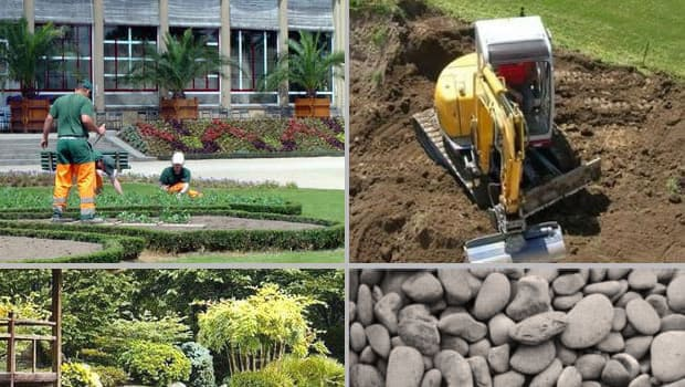 Example picture for work on various horticultural projects.