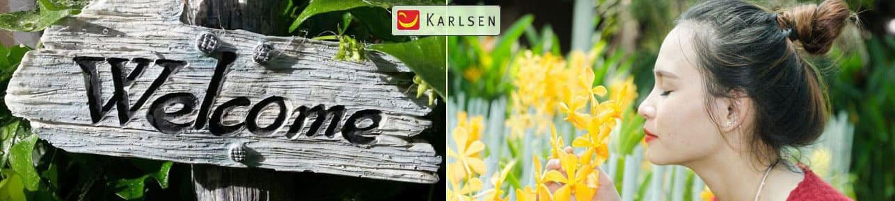 Horticulture Verden/Bremen. Karlsen - More beautiful gardens.